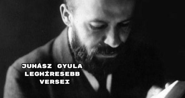 Juhász Gyula leghíresebb versei